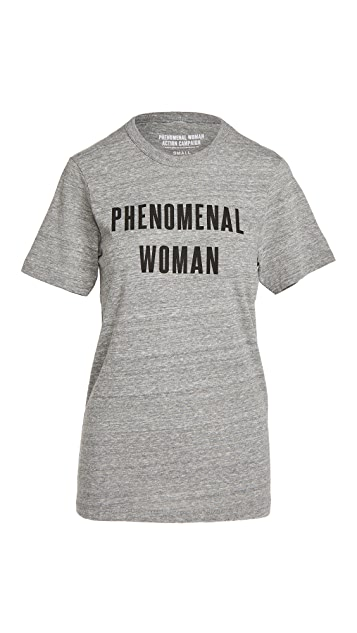 Phenomenal Phenomenal Woman T 恤