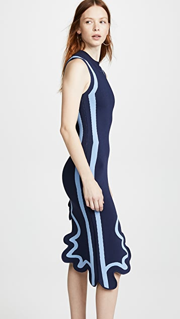 PH5 Iris Asymmetric Dress