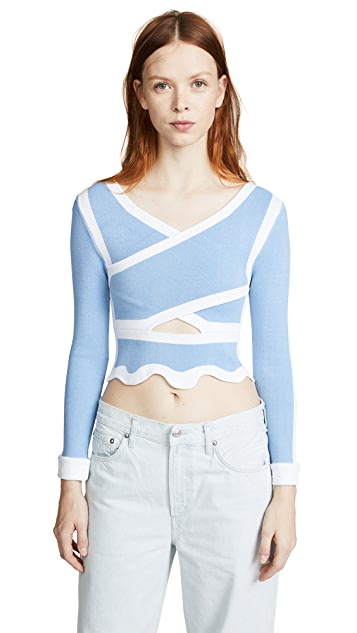 PH5 Hebe Crop Top