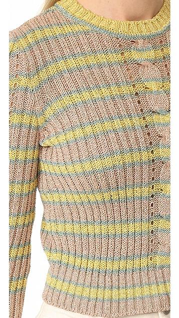 Philosophy di Lorenzo Serafini Long Sleeve Sweater