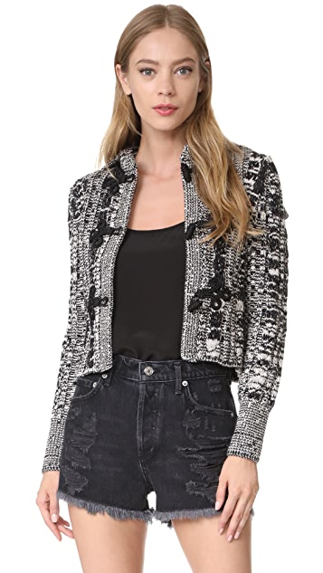 Philosophy di Lorenzo Serafini Knit Jacket