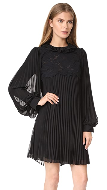Philosophy di Lorenzo Serafini Lace Mini Dress