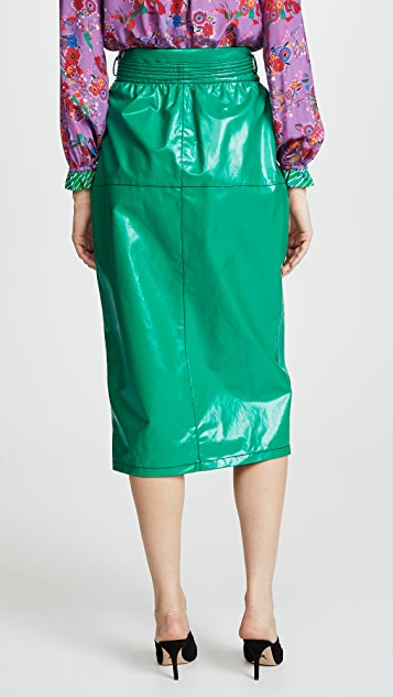 Philosophy di Lorenzo Serafini Wrap Skirt
