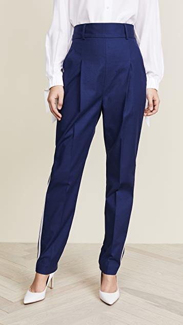 Philosophy di Lorenzo Serafini High Waisted Trousers