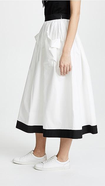 Philosophy di Lorenzo Serafini Midi Skirt