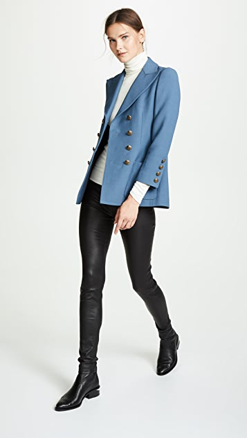 Philosophy di Lorenzo Serafini Double Breasted Blazer