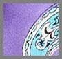 лиловый мульти