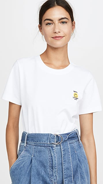Philosophy di Lorenzo Serafini Smiley Face Tee