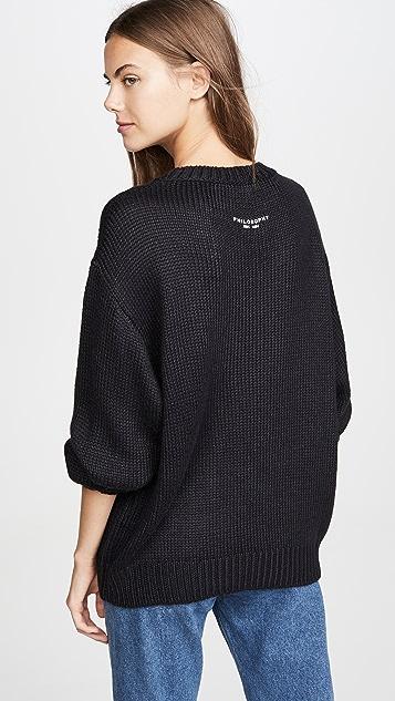 Philosophy di Lorenzo Serafini Lucky You Sweater