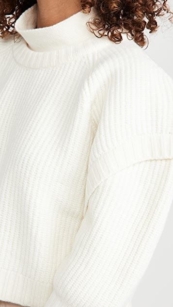Philosophy di Lorenzo Serafini Bubble Sleeve Sweater