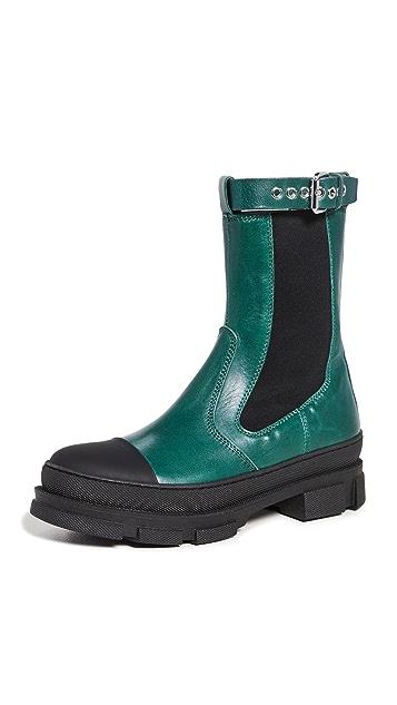 Philosophy di Lorenzo Serafini Rubber Sole Boots