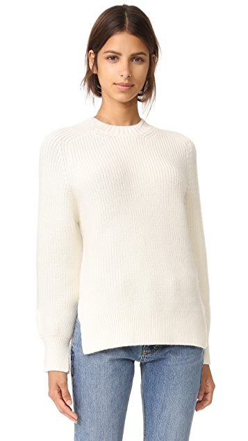 3.1 Phillip Lim Saddle Crew Neck Pullover