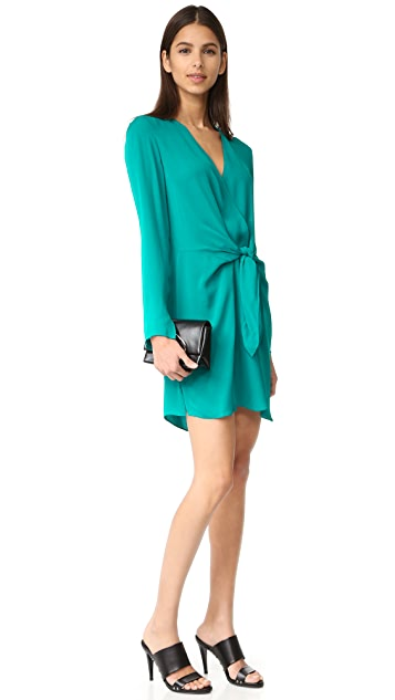 3.1 Phillip Lim Front Knot Dress