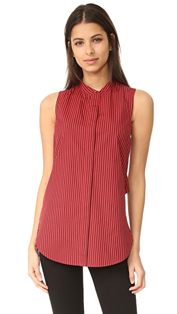 3.1 Phillip Lim Back Knot Strap Top