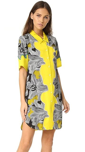 3.1 Phillip Lim Surf Floral Dress