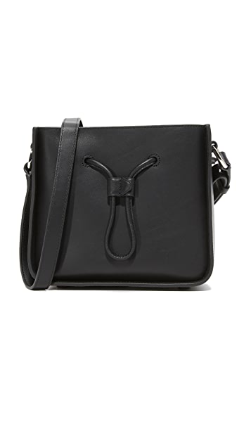3.1 Phillip Lim Soleil Mini Bucket Drawstring Bag