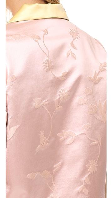 3.1 Phillip Lim Western Zip Shirt