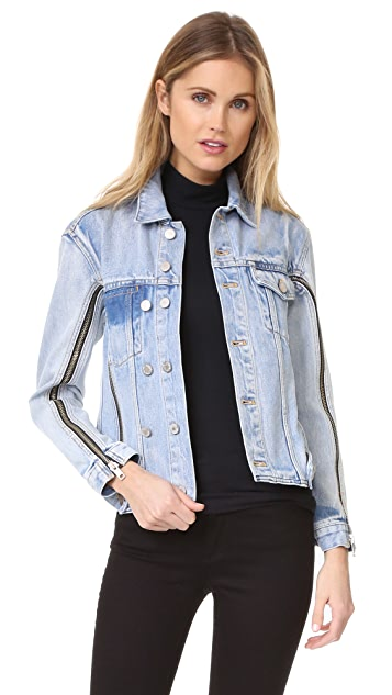 Sale Footlocker 3.1 Phillip Lim Woman Denim Vest Black Size 6 3.1 Phillip Lim Sale Purchase Really Sale Online Great Deals 6XhToAXqg