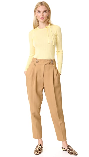 3.1 Phillip Lim Belted Pants