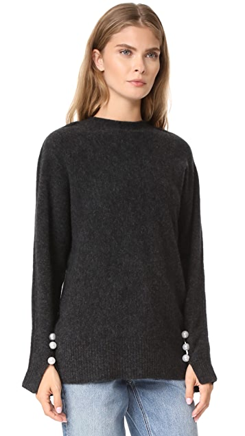 3.1 Phillip Lim Sweater with Back V
