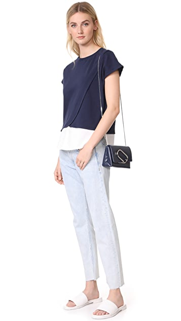 3.1 Phillip Lim Alix Micro Cross Body Bag