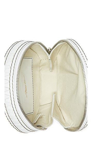 3.1 Phillip Lim Alix Circle Clutch