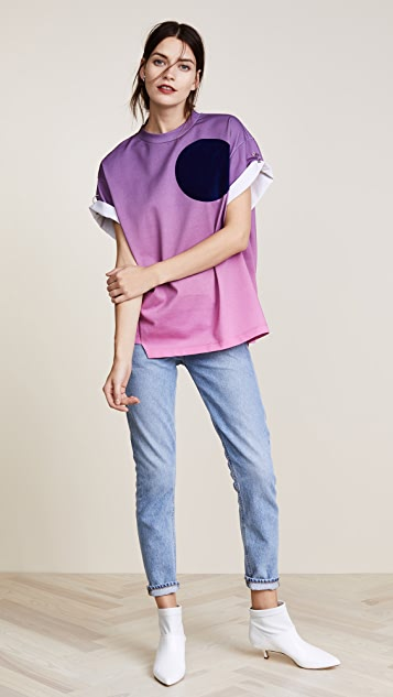 3.1 Phillip Lim Sunset Top