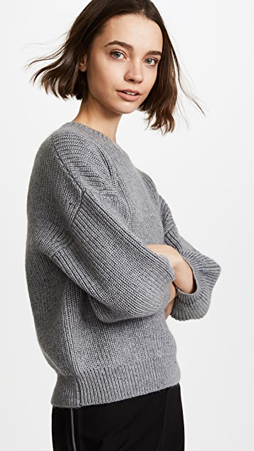 3.1 Phillip Lim Elbow Length Pullover