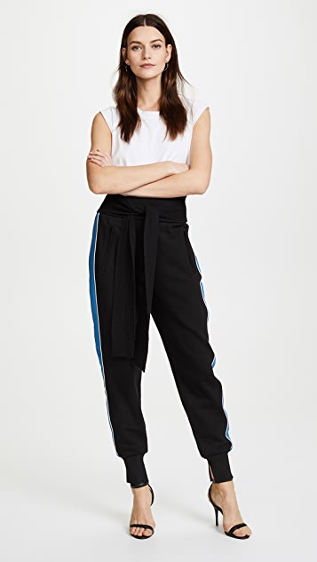 3.1 Phillip Lim Jogger Pants with Tie