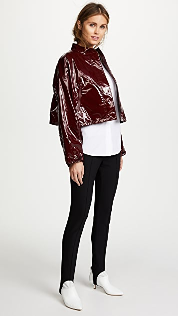3.1 Phillip Lim Coated Jacket