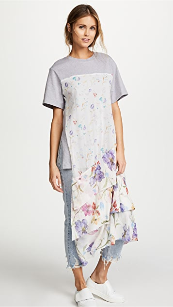 3.1 Phillip Lim Tiered Tee Tunic