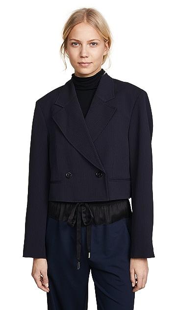 3.1 Phillip Lim Pinstripe Tailored Blazer