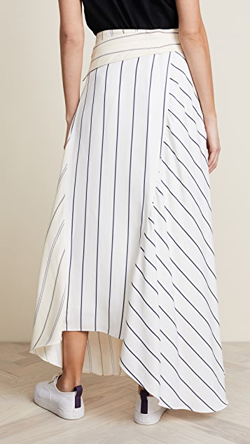 3.1 Phillip Lim Twisted Skirt