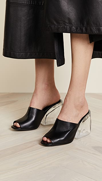 3.1 Phillip Lim Open Toe Mule