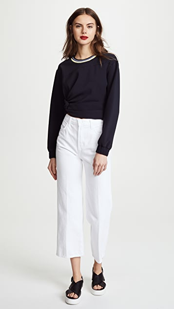 3.1 Phillip Lim Twisted Top