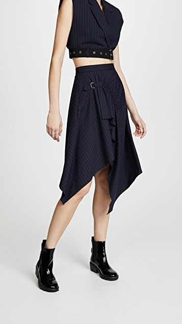 3.1 Phillip Lim Handkerchief Skirt