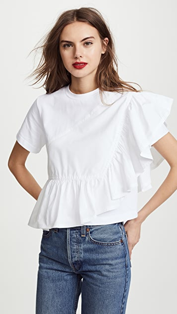 Flamenco Tee by 3.1 Phillip Lim