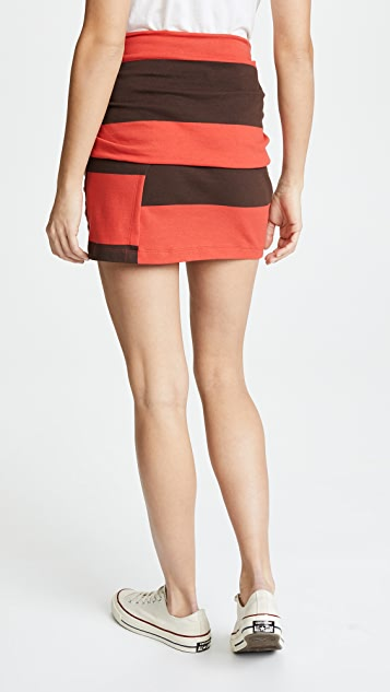 3.1 Phillip Lim Wrap Mini Skirt