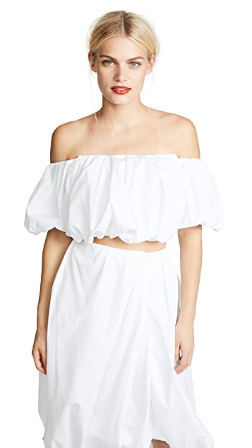 3.1 Phillip Lim Off The Shoulder Top
