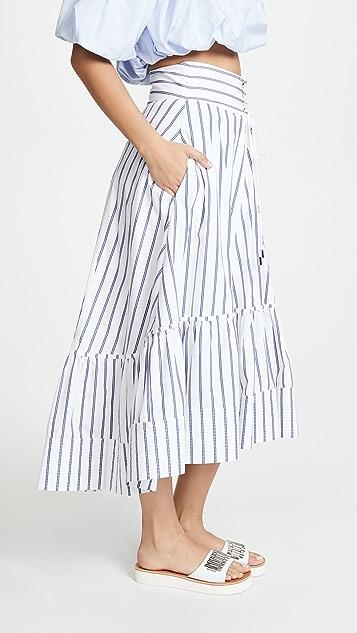 3.1 Phillip Lim Victorian Waist Skirt