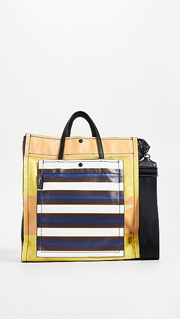 3.1 Phillip Lim Accordion Shopper Bag