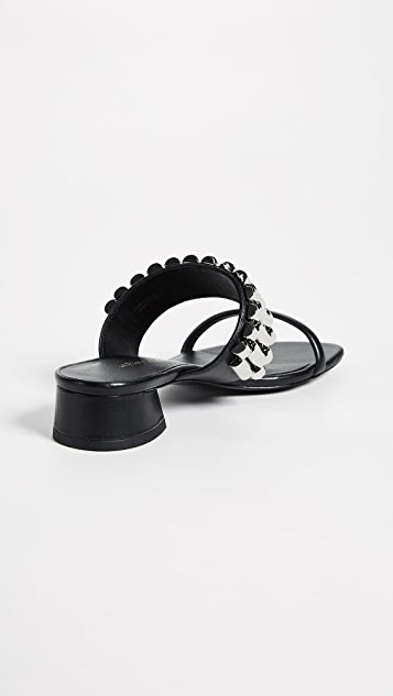 3.1 Phillip Lim Drum 30mm Watch Strap Sandals
