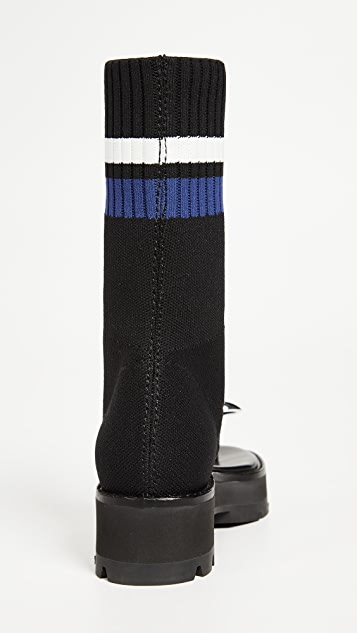 3.1 Phillip Lim Cat Knitted Sandals