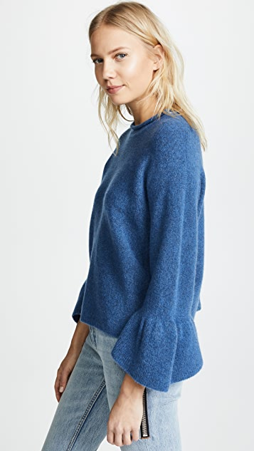 3.1 Phillip Lim Pullover with Ruffles