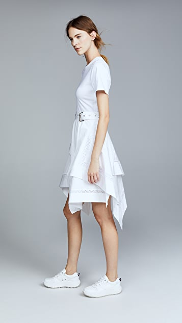 3.1 Phillip Lim Dress with Handkerchief Skirt
