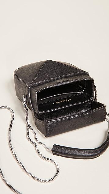 3.1 Phillip Lim Миниатюрная сумка-чехол через плечо Soliel