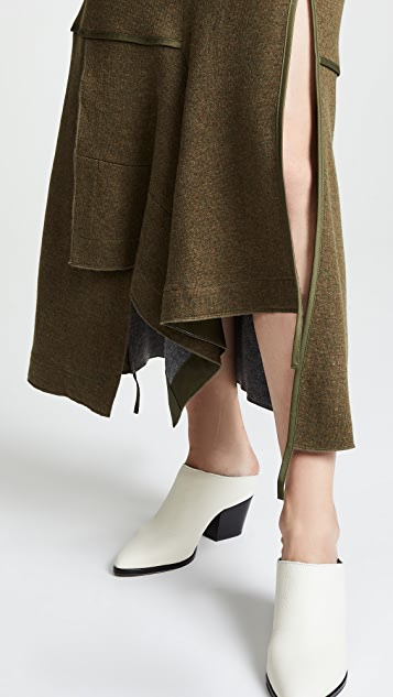 3.1 Phillip Lim Patch Skirt