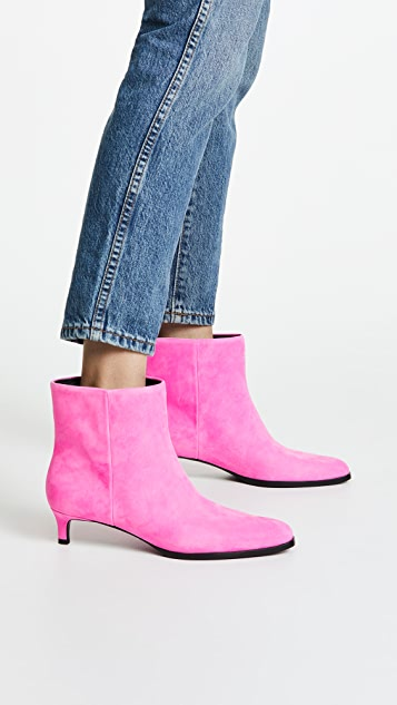 3.1 Phillip Lim Agatha Ankle Booties