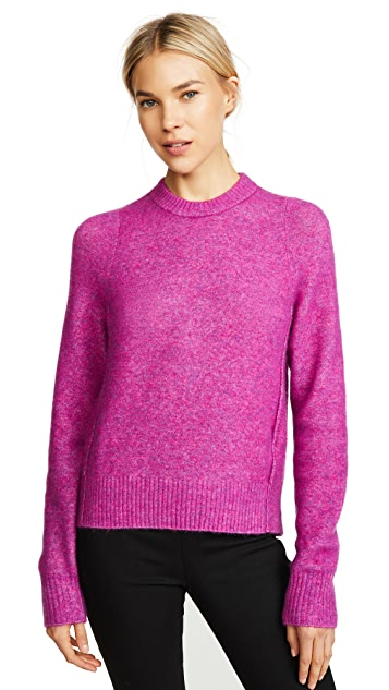 3.1 Phillip Lim Inset Shoulder Pullover