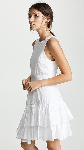 3.1 Phillip Lim Ruffle Flamenco Dress